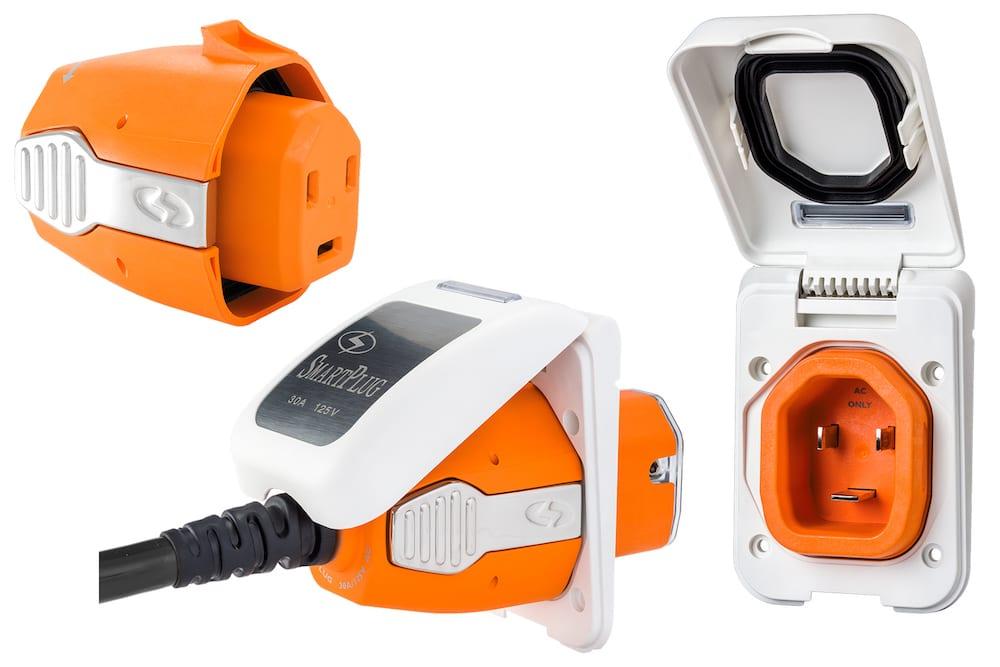 SmartPlug Inlet Connector